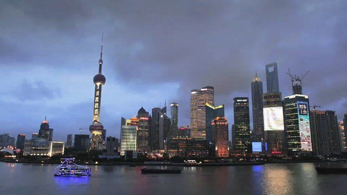 Shanghai: boom town - Geography (6,8,9). Take a tour through Shanghai, the world's fastest growing city and busiest port. See how the newfound wealth of the Chinese has resulted in rapid urbanisation and important social changes. On the streets of this city, east meets west and creates a futuristic metropolis.
