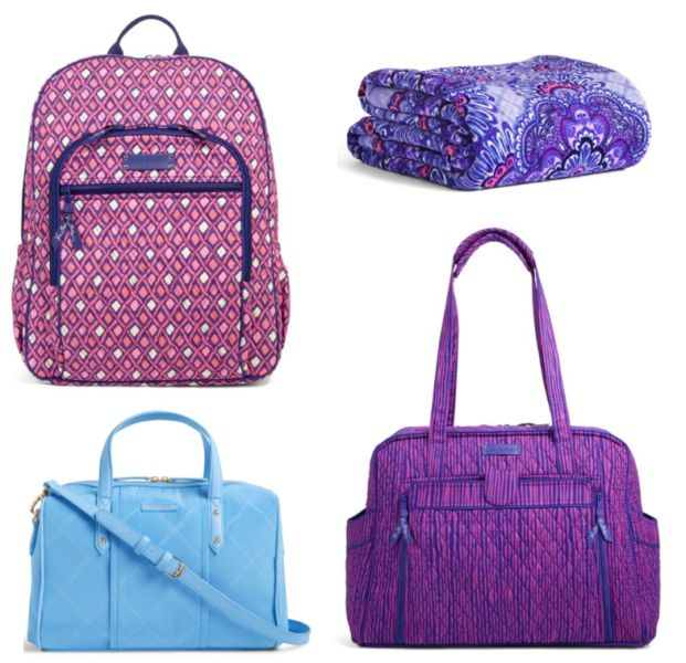 Extra 30% OFF Vera Bradley Sale Items - As Low As $3.43 + FREE SHIPPING!