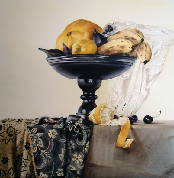 Lemon Composition / Stephanie Anderson