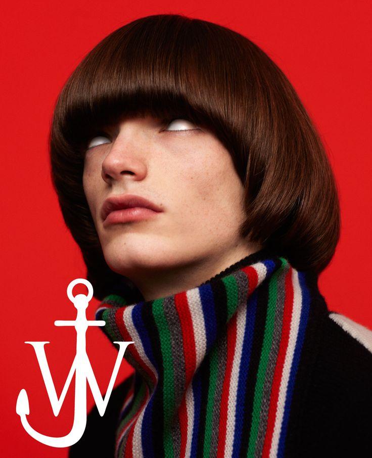J.W.Anderson Exclusive Menswear F/W12 Preview   models.com MDX