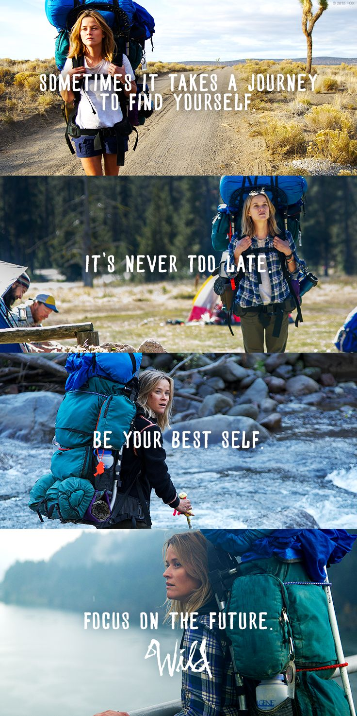 Start the journey to self discovery. #WildMovie Watch it on Digital HD! http://www.foxdigitalhd.com/wild