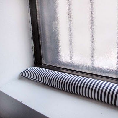 8 ways to seal air leaks in your home - perfect for these blustery winter months in Michiana!