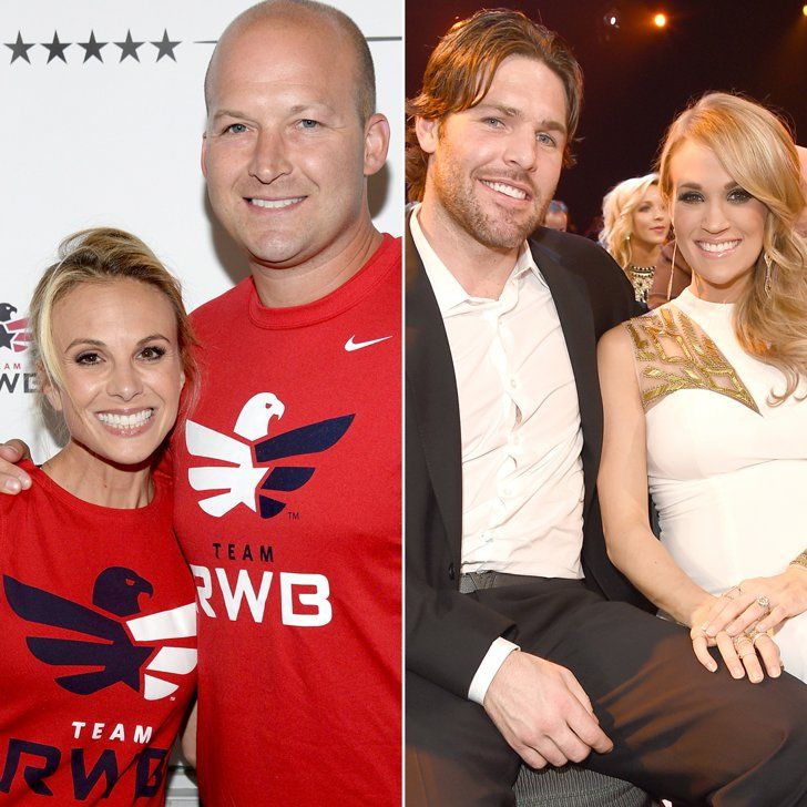 Pin for Later: Stars Who Have Kids With the Same Name Isaiah Elisabeth Hasselbeck and her husband, Tim, as well as Carrie Underwood and Mike Fisher gave their sons the biblical name.