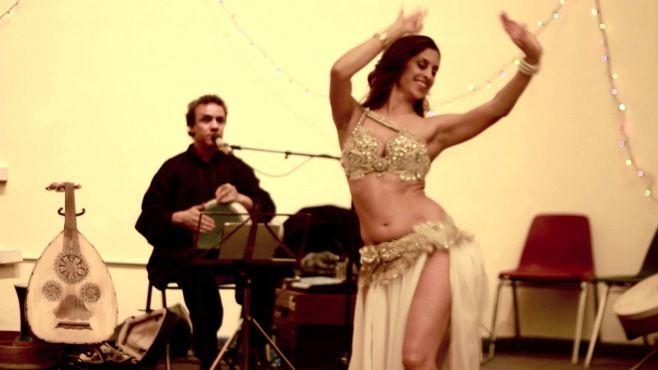 Sadie Belly Dance 2013 -