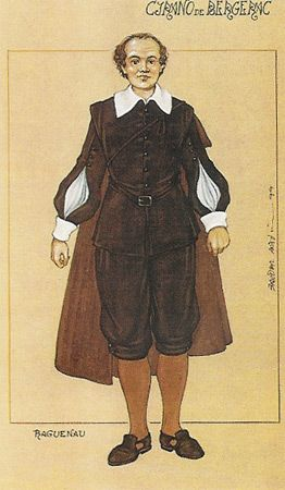 Sur sc�nes et sur écrans : 2000 - Manuel Galiana - CYRANO DE BERGERAC : toute l information sur cyrano (s) de bergerac, personnage de Edmond de Rostand