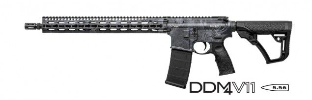 Daniel Defense M4 Carbine V11 (Kryptek Typhon)