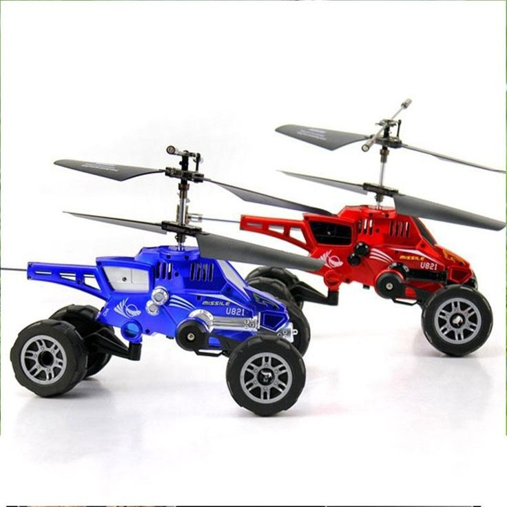 RC Drone Electric RC Aircraft Plane Helicopter Three Into One Flying Car For Children Gifts. Click visit to buy #RemoteControl #Airplane