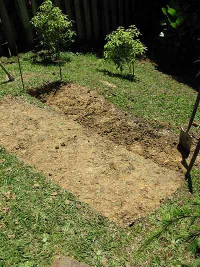 making your own terraced garden with instructions - Deckideen Nz