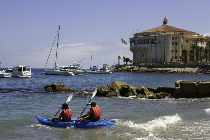 Catalina Island Secluded Beaches