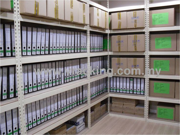 Filing File Boltless Rack V Racking Organized Junk