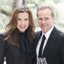 Joing Jean-Charles Boisset and GIna Gallo for the keynote address at this year's Boston Wine Expo - February 16-17, 2013