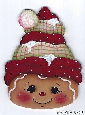 Resultado de imagen para pinterest servilletero navideño galleta de jengibre
