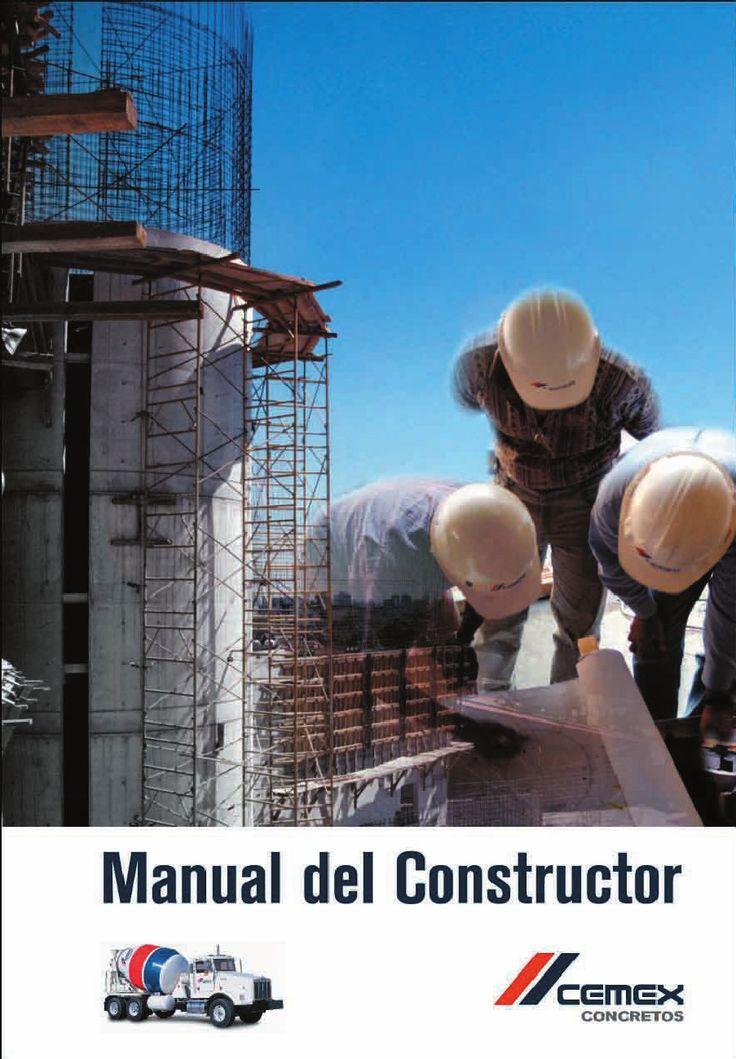 Manual del constructor (estructuras de concreto)