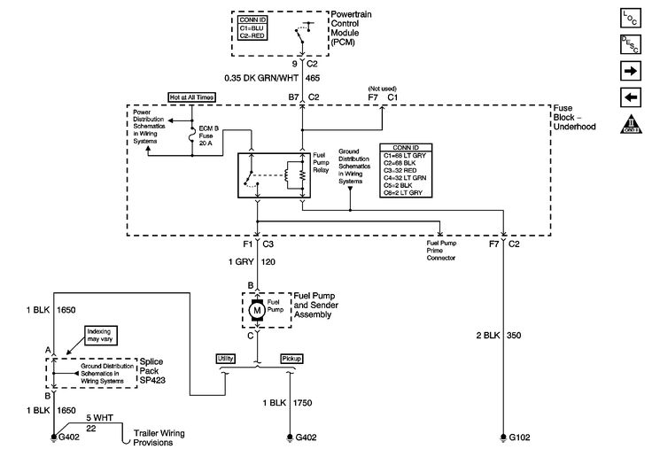 Chevy S10 Electrical Diagram - Wiring Diagram