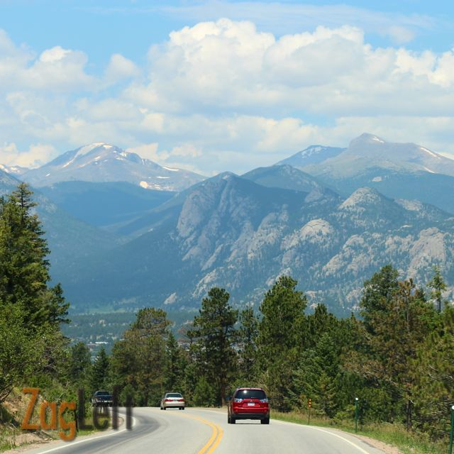Family Vacation In Estes Park, Colorado - the beginning - ZagLeft