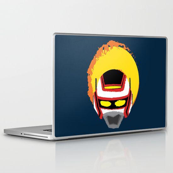 Jaspion Laptop & iPad Skin