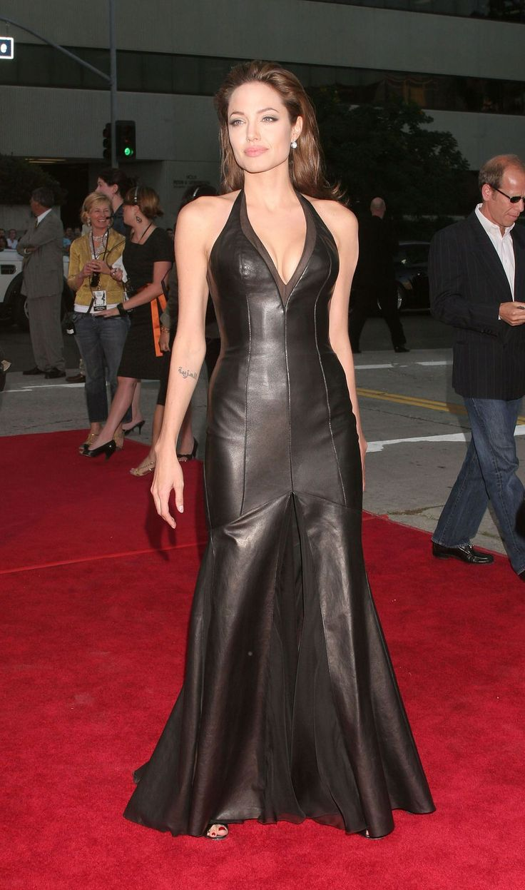 Angelina jolie latex
