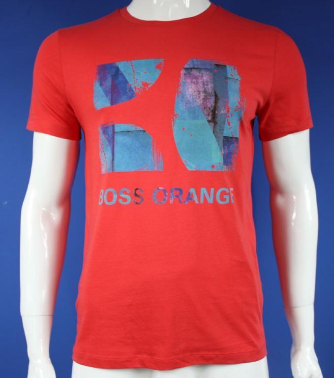 T-Shirt Hugo Boss Roz. L -40% Przesyłka Gratis