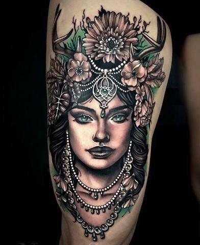 Pin De Karu Diaz En Tatuajes Y Piercings Tatuajes Mujeres