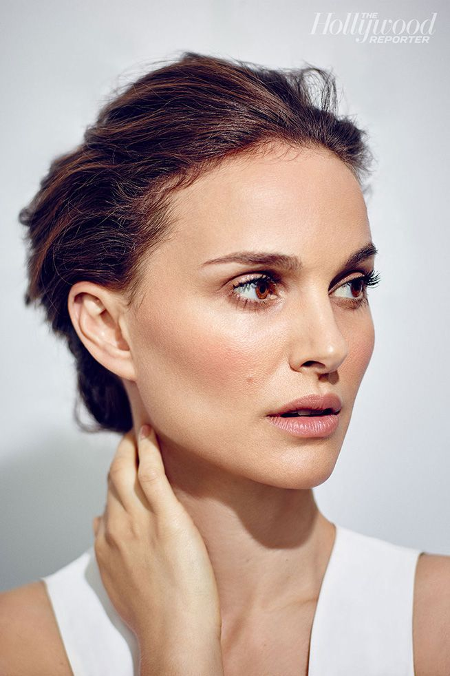 "Natalie Portman Sounds Off on Israel, Netanyahu, French Anti-Semitism and the ""False Idol"" of Oscar - Hollywood Reporter"