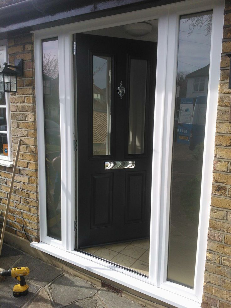 Stunning Ludlow Timber Composite Door Finished In