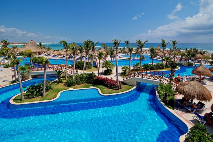 Luxury Bahia Principe Akumal - All Inclusive - Hotels.com. This is where we are getting married!!!