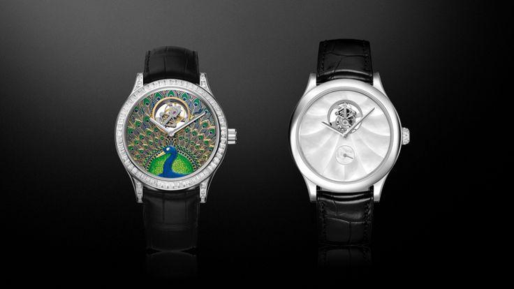 Tourbillon Poetic Complications™ timepieces