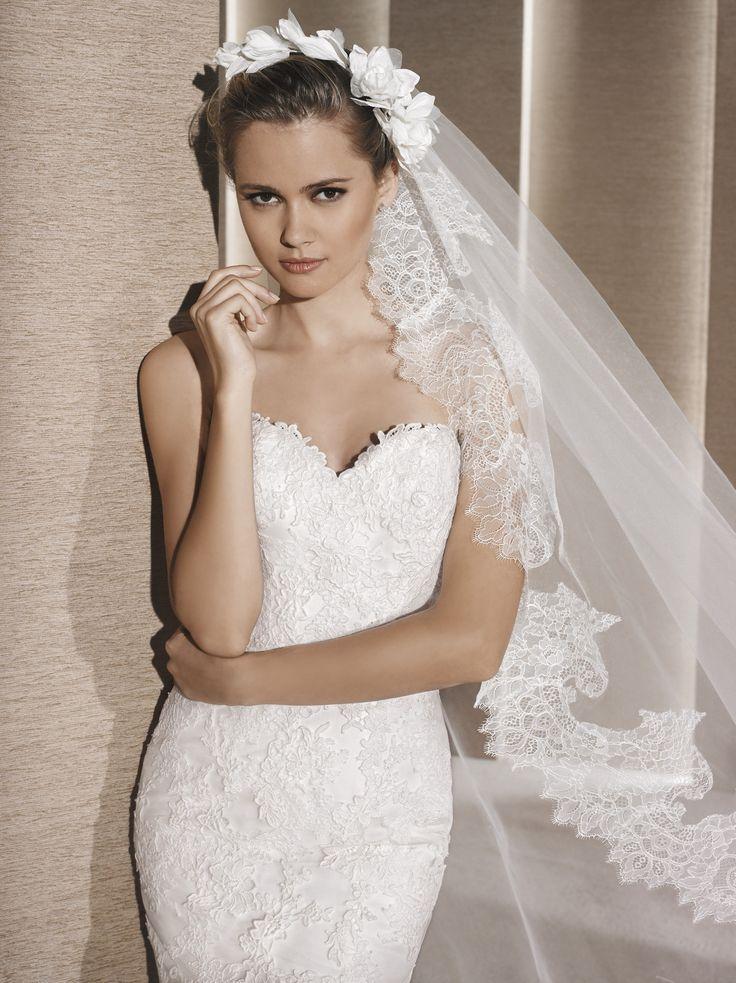 Rolanda - La Sposa - Esküvői ruhák - Ananász Szalon - esküvői, menyasszonyi és alkalmi ruhaszalon Budapesten