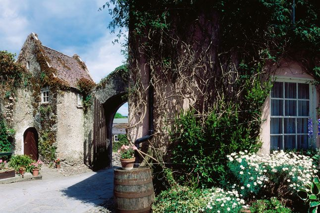 Ballymaloe House, Ireland (and nine more reasons to cross the Irish Sea.)