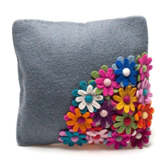 Znalezione obrazy dla zapytania felt cushions