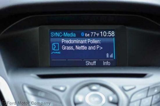 Ford Sync System May Switch From Microsoft To BlackBerry