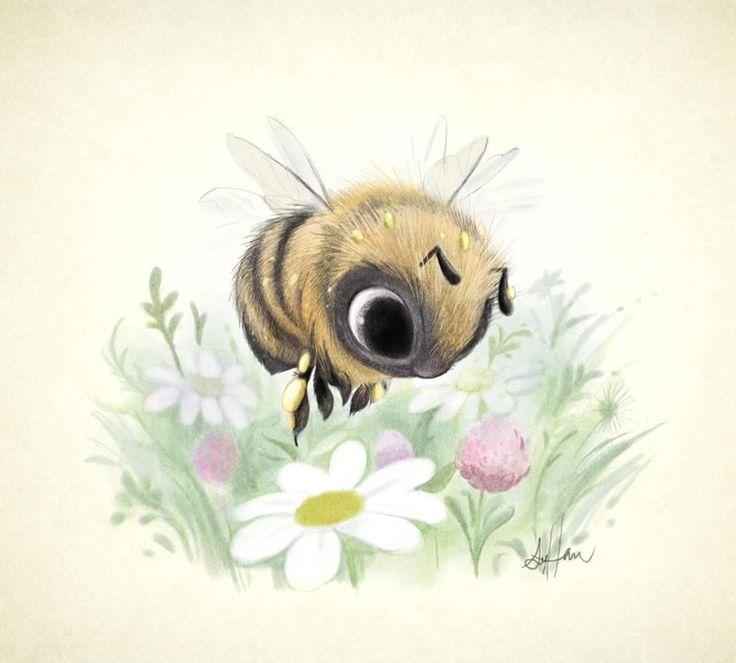 Les 25 meilleures id es concernant dessin qui fait peur - Faire peur aux oiseaux jardin ...
