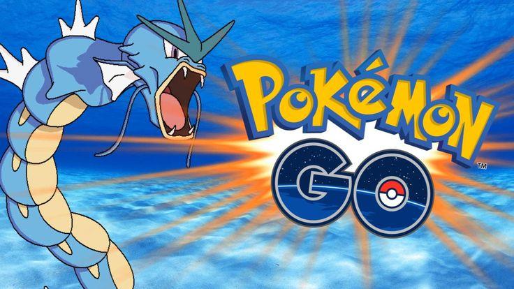 Pokemon Go: Triple Gyarados Evolution 2000+CP!! /W Killerkev