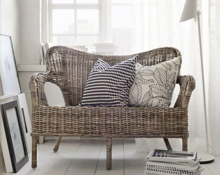 NIPPRIG 2015 zitbank | #IKEA #nieuw #limited #bank #rotan