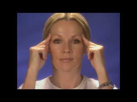 Фейсфитнес с Патрисией Горовей.  Упражнения и массаж для продвинутых (часть 2) - YouTube