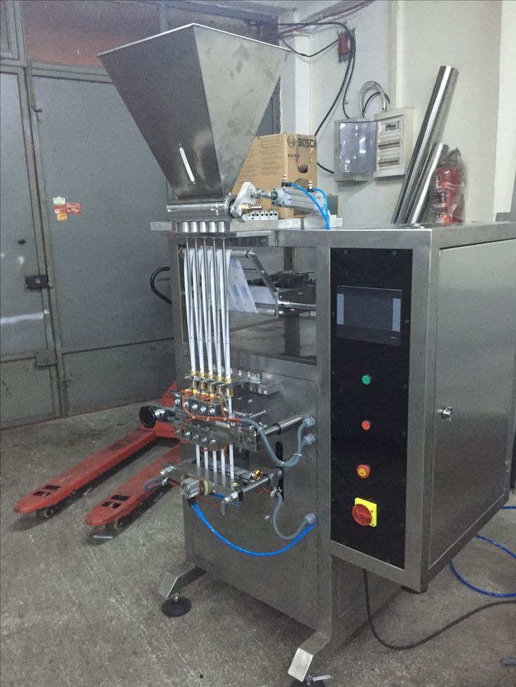 GDH PACKAGING MACHINE  5 Line Stick packaging machine Stainless style