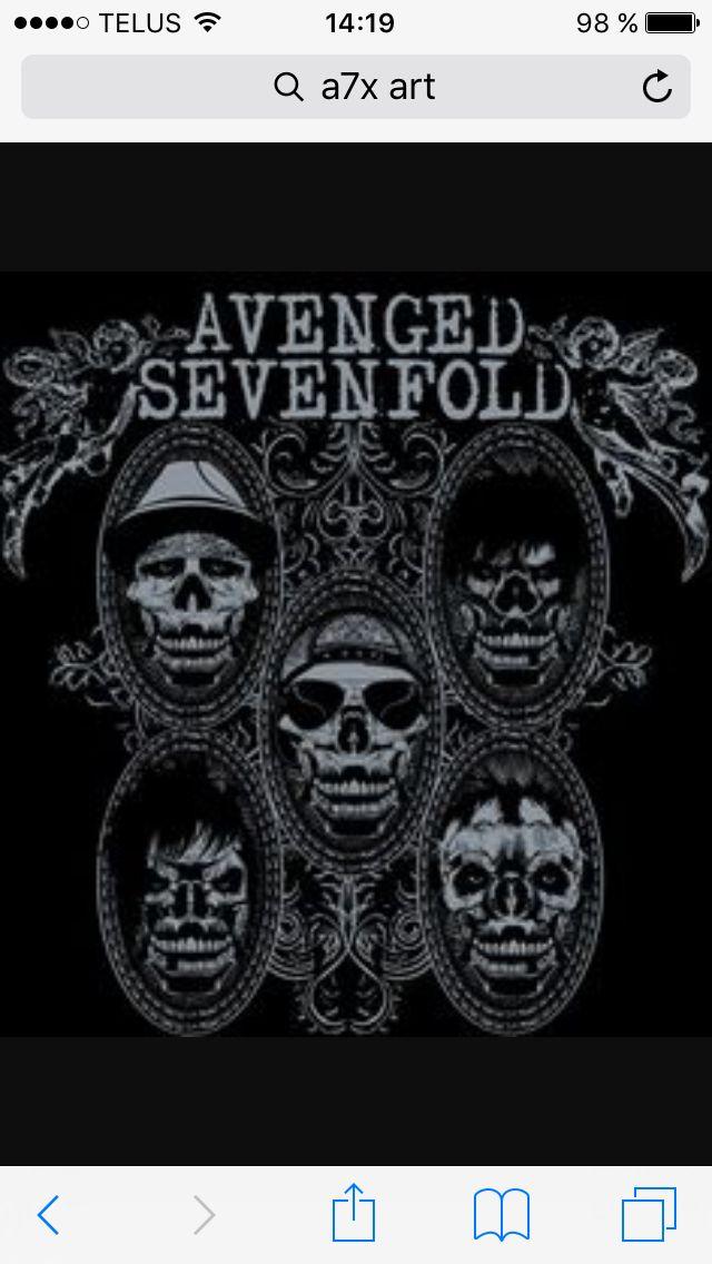 17 best avenged sevenfold images on pinterest avenged see more voltagebd Images