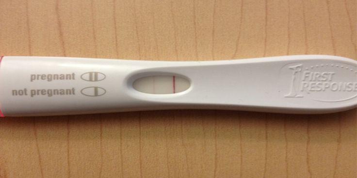 Faint Positive Pregnancy Test - Faint Line On Pregnancy Test