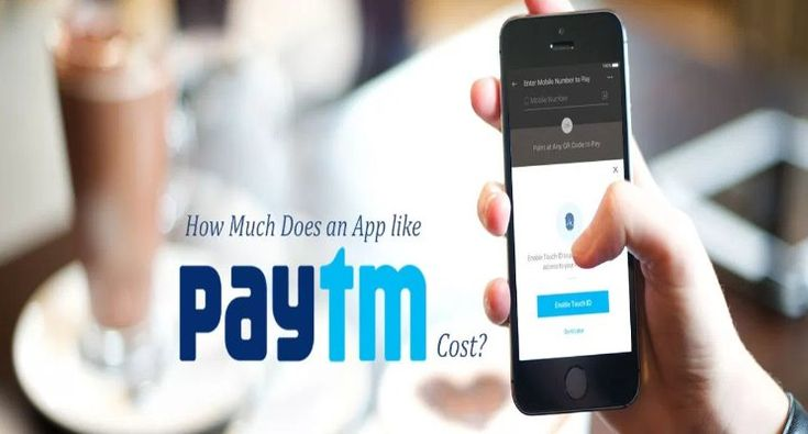 How much does it cost to Develop an Mobile wallet App like Paytm