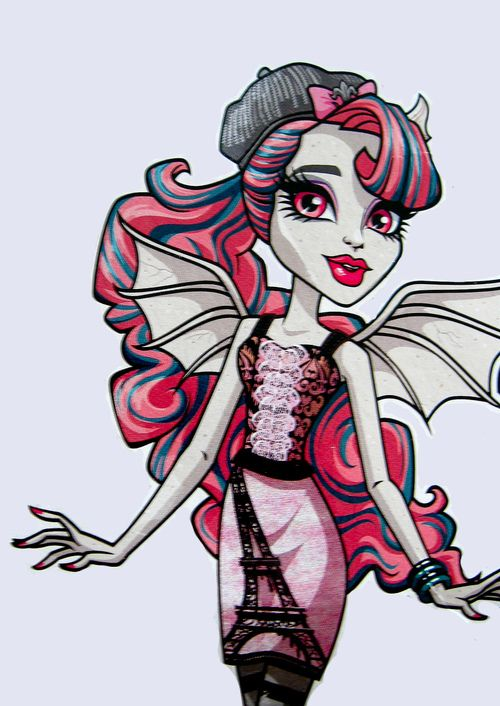 """1000+ images about MONSTER HIGH """"MY DAUGHTER'S FAVORITE ..."""