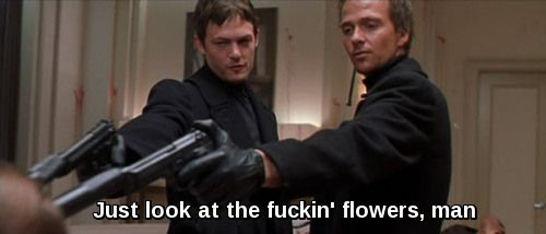 Boondock Saints. Connor and Murphy MacManus Norman Reedus and SPF