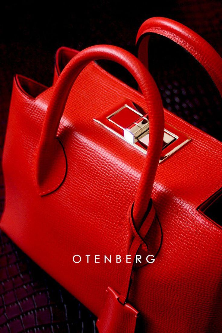 Otenberg spring 2017 #red #bags #fashion #otenberg