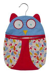 OWL PEG BAG #OWL #PEG #BAG #hoot