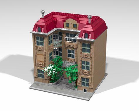 123 Best Lego Images On Pinterest Lego Building Lego Stuff And
