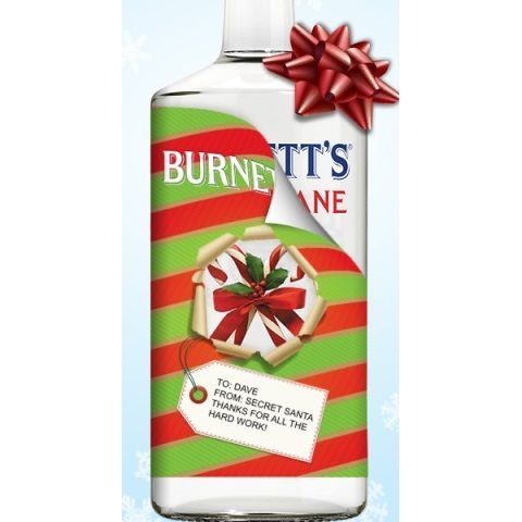 Free Holiday Labels from Burnett's Vodka - http://getfreesampleswithoutsurveys.com/free-holiday-labels-from-burnetts-vodka