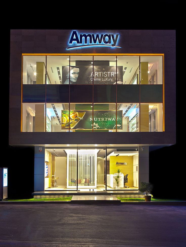 amway | YAPI STUDYO Mimarlik