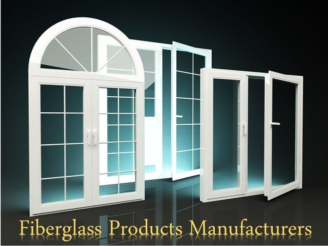 Fiberglass is a renowned material used by fiberglass products manufacturers as it has durability and efficient energy saving features. Products made of fiberglass resist the heat and cold transfer and thus, windows made of fiberglass are ideal choice for interiors.