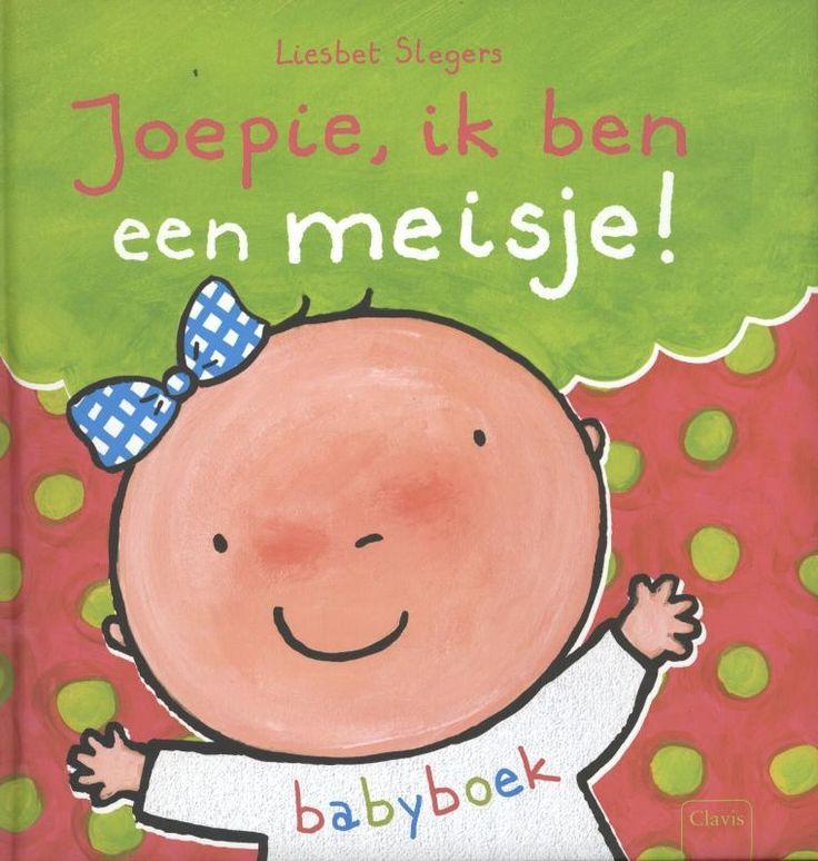 Boekenhoek: joepie, ik ben een meisje!