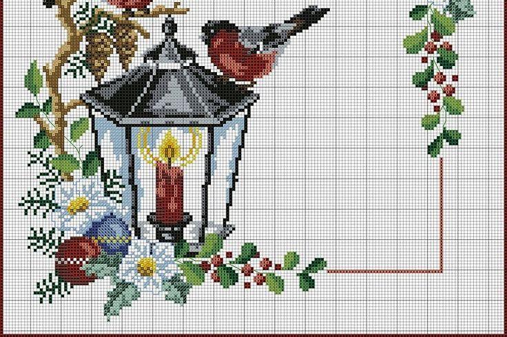 Obrusy kwiaty 33 (3/4) różne i ptaszki