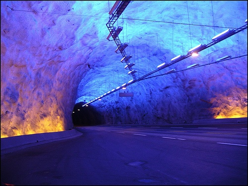 Amazing Tunnels In The World | Spicy Topics